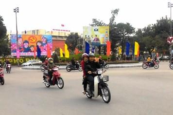 Nghệ An: Thu 2 năm phí đường bộ xe máy chưa đạt kế hoạch 1 năm
