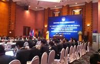 Bộ trưởng bốn nước tham vấn về thủy điện Đôn-sa-hông