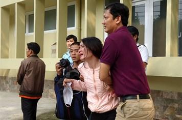 Thủ tướng Nguyễn Tấn Dũng gửi lời chia buồn với gia đình các quân nhân hy sinh