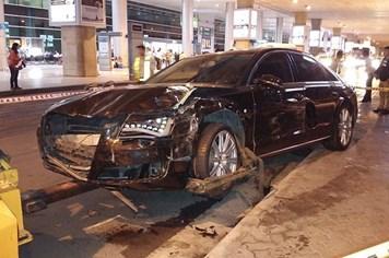 Vụ xe Audi đón Hồ Ngọc Hà gây tai nạn: Một nạn nhân đã tử vong