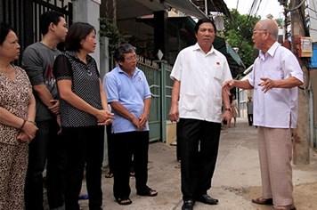 """Vĩnh biệt ông Nguyễn Bá Thanh: """"Khó vạn lần, dân liệu cũng xong"""""""