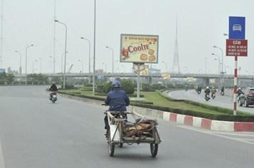 Đề xuất tịch thu xe máy đi vào đường cao tốc: Khó thực hiện