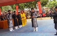 """Lễ hội minh thề tại Hải Phòng: Dân mong mỏi nhiều """"quan"""" cùng thề"""