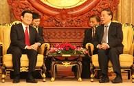 Hai bên cùng trao đổi về duy trì hòa bình, ổn định tại Biển Đông