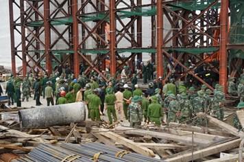 Vụ sập giàn giáo tại Formosa, Hà Tĩnh: Nếu có căn cứ sẽ khởi tố