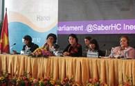 Hội nghị nữ nghị sĩ IPU 132: Bàn về Hành động Bắc Kinh