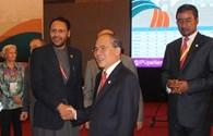 Chủ tịch QH Nguyễn Sinh Hùng được bầu làm Chủ tịch Đại hội đồng IPU - 132
