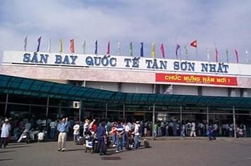 Sửa chữa đường băng sân bay Tân Sơn Nhất không  ảnh hưởng tới việc khai thác