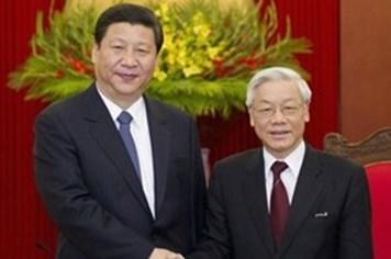 Tổng Bí thư Nguyễn Phú Trọng sẽ thăm chính thức CHND Trung Hoa từ ngày 7 - 10.4.2015