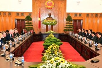 Tạo  điều kiện thuận lợi cho các doanh nghiệp EU thành công tại Việt Nam