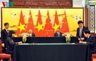 Trung Quốc mong muốn cùng Việt Nam phát triển quan hệ hợp tác