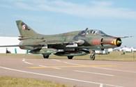 Đã xác định được vị trí hai máy bay Su-22 gặp nạn