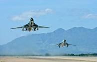 Tạm dừng tìm kiếm phi công mất tích trong vụ 2 máy bay SU-22 rơi