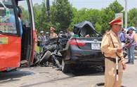 Ngày 30.4, cả nước xảy ra 42 vụ tai nạn giao thông làm 17 người chết