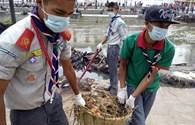 Hành trình thiện nguyện ở Nepal - Bài 6: Ba ngày thiện nguyện cùng Hướng đạo Nepal