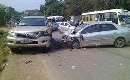 3.735 người chết vì tai nạn giao thông trong 5 tháng qua
