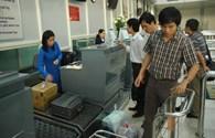 Lại bùng phát tình trạng mất cắp hành lý tại sân bay Nội Bài