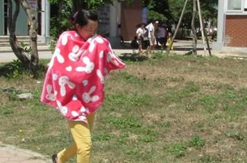 Thanh Hoá quay cuồng trong nắng nóng