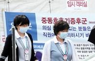 Hàn Quốc công bố danh sách 24 cơ sở y tế có bệnh nhân nhiễm MERS-CoV