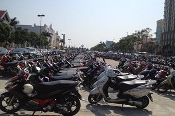 Sau TP.HCM, Đà Nẵng kiến nghị không thu phí đường bộ xe gắn máy