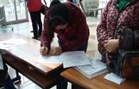 Rối rắm và may rủi canh bạc rút - nộp hồ sơ xét tuyển ĐH