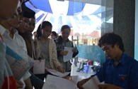 ĐH Đà Nẵng: Thí sinh vượt hàng trăm km về nộp, rút hồ sơ trực tiếp tại trường