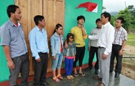 Quảng Trị: Trao tặng nhà đại đoàn kết cho 3 đứa trẻ mồ côi