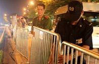 Thức trắng đêm đảm bảo an ninh cho lễ diễu binh ngày Tết Độc Lập