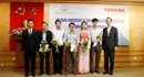 Toshiba cam kết hỗ trợ chương trình giáo dục bậc cao tại Việt Nam