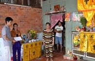 Quỹ TLV Lao Động: Hơn 30 triệu đồng hỗ trợ gia đình các ngư phủ tử nạn ở Sóc Trăng