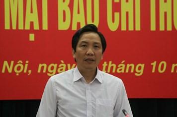 Thứ trưởng Bộ Nội vụ Trần Anh Tuấn: Không nên cứ thấy bổ nhiệm người trẻ là nghi ngờ