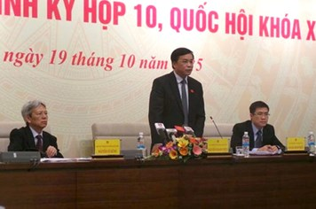 Đổi mới cách thức chất vấn tại kỳ họp Quốc hội thứ 10, khóa XIII