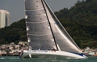 Thuyền trưởng 88 tuổi phá kỉ lục của chính đội mình tại Giải thuyền buồm Hong Kong - Nha Trang