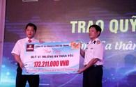 Công ty CP cà phê Mê Trang ủng hộ Quĩ Vì Trường Sa thân yêu hơn 172 triệu đồng