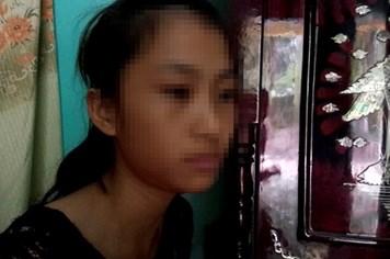 Clip: Nữ sinh Thái Nguyên bị đánh gần hai năm gia đình mới biết chuyện