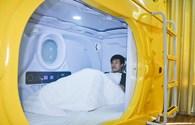Nha Trang đã có dịch vụ lưu trú trong tổ kén với giá rẻ bất ngờ
