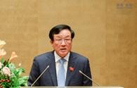 Viện trưởng Viện KSND Tối Cao báo cáo Quốc hội vụ Lê Bá Mai ở Bình Phước