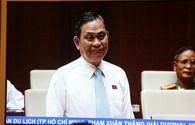 Chủ tịch Quốc hội Nguyễn Sinh Hùng liên tục ngắt lời Bộ trưởng Bộ Nội vụ