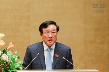 Viện trưởng Viện KSND Tối cao trả lời đại biểu Quốc hội vụ dùng sim điện thoại để vay tiền tỷ