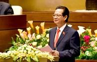 Thủ tướng trả lời chất vấn về quan hệ với Trung Quốc và vấn đề biển Đông
