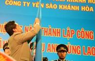 Công ty TNHH NN MTV Yến sào Khánh Hòa đón nhận danh hiệu Anh Hùng Lao Động