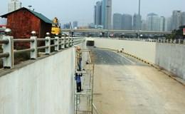 Toàn cảnh 2 hầm chui hàng trăm tỷ trước giờ thông xe
