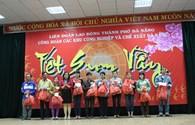 Đà Nẵng: Hơn 1.000 suất quà Tết đến với công nhân các khu công nghiệp