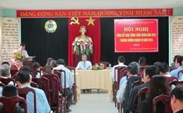 LĐLĐ huyện Duy Xuyên (Quảng Nam): Trong năm 2015, phát triển mới 1.037 đoàn viên