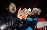 Tuyết rơi trắng đêm Sa Pa