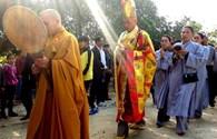 Quảng Bình: Đến núi Thần Đinh cầu Quốc thái Dân an