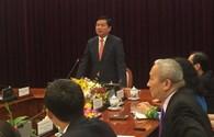 Các Tổng lãnh sự tại TPHCM ấn tượng với những chỉ đạo của Bí thư Thành ủy Đinh La Thăng