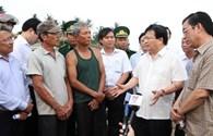 """Nước biển tại tỉnh Quảng Trị """"bảo đảm cho nuôi trồng thủy sản và thể thao dưới nước"""""""