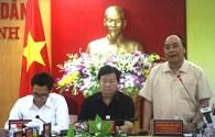Thủ tướng làm việc về vụ cá chết: Xem xét việc phê duyệt đường ống xả thải ngầm cho Formosa