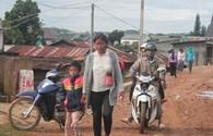 Lâm Đồng: Đông đảo người dân đi bỏ phiếu từ sáng sớm